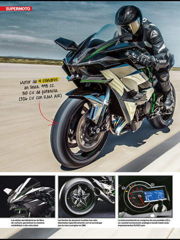 Motos Revista screenshot 7