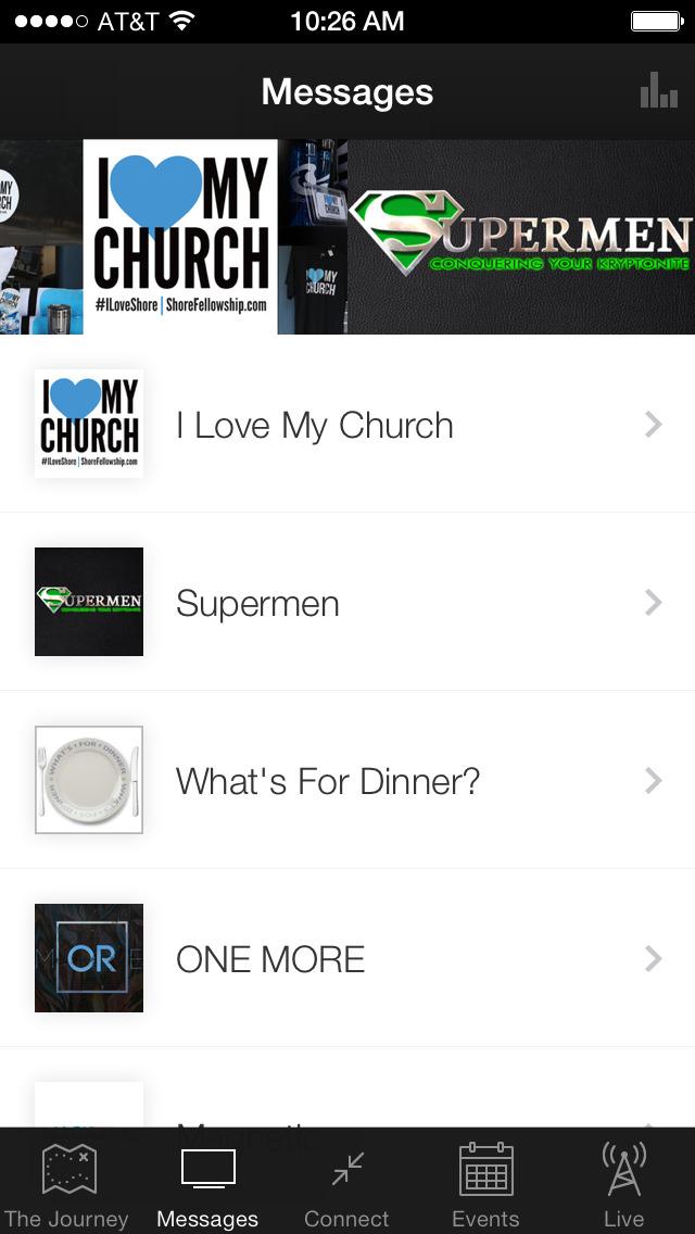 Fresh Start Church screenshot 1
