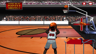 Basketball Three-point Shot screenshot 3