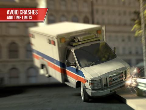 Ambulance simulator 2015 PRO screenshot 9