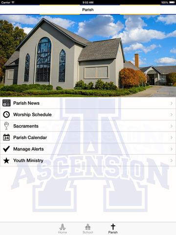Ascension School screenshot 4