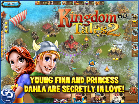 Kingdom Tales 2 HD (Full) screenshot 1