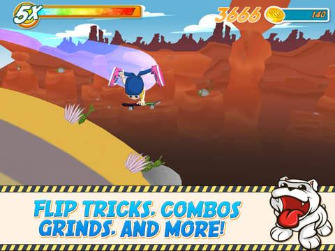 Wild Grinders Downhill Grind screenshot 8
