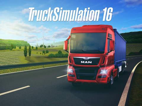 TruckSimulation 16 screenshot 6