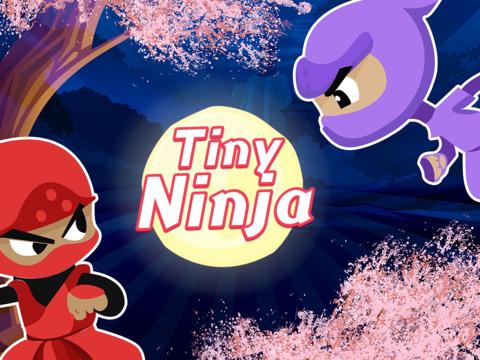 Tiny Ninja Run - Ninja Fighter Run and Jump Advent - náhled