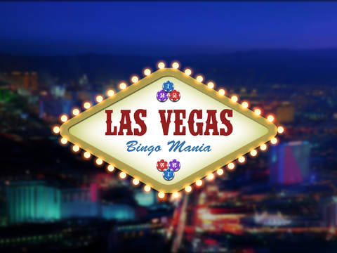 Las Vegas Bingo Mania - win casino gambling tickets screenshot 5