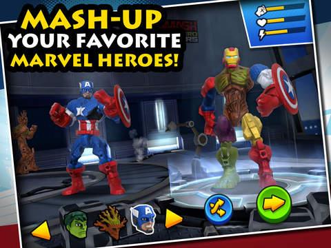 Mix+Smash: Marvel Super Hero Mashers screenshot 6