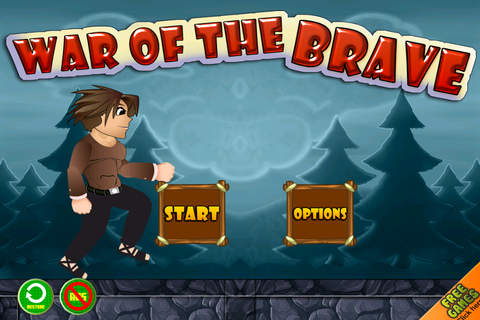 War of the Brave Hero - Extreme Fighting Adventure - náhled