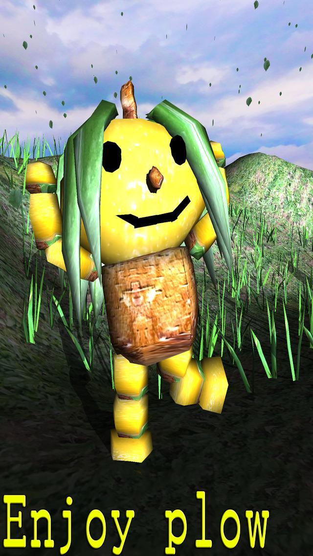 Len-chan's Lemon Field Plow screenshot 5