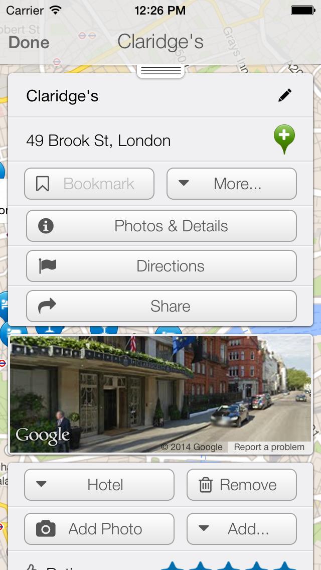Maps Pro with Google Maps screenshot 3