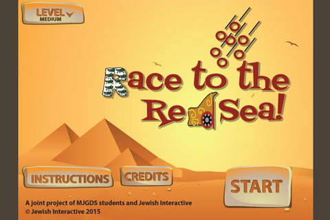Race to the Red Sea - náhled