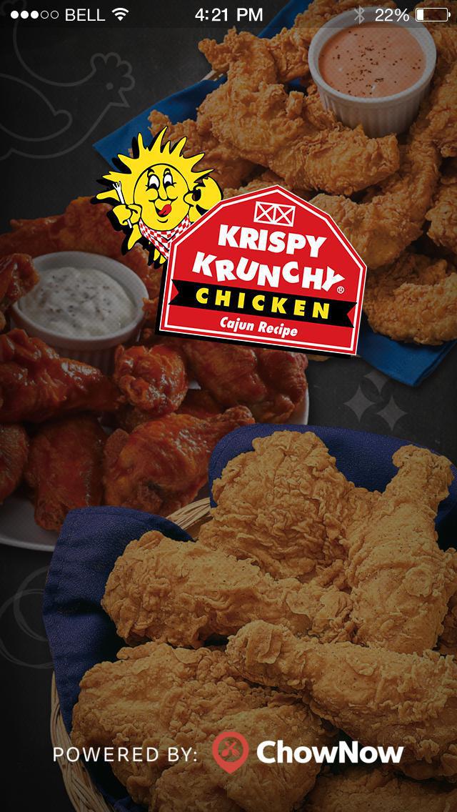 Krispy Chicken Bridge City screenshot 1