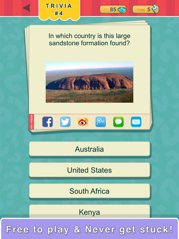 Trivia Quest™ Travel - trivia questions screenshot 9
