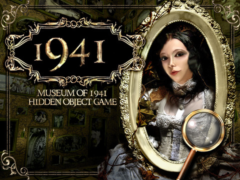 Abandoned 1941 - Hidden Objects Puzzle Game - náhled