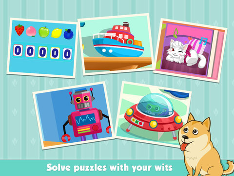 Happy Doggie - Find the Dog's Hidden Objects screenshot 8