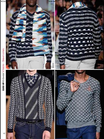 Close-Up Man Knitwear screenshot 9