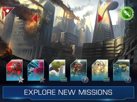 AvengersNet screenshot 8