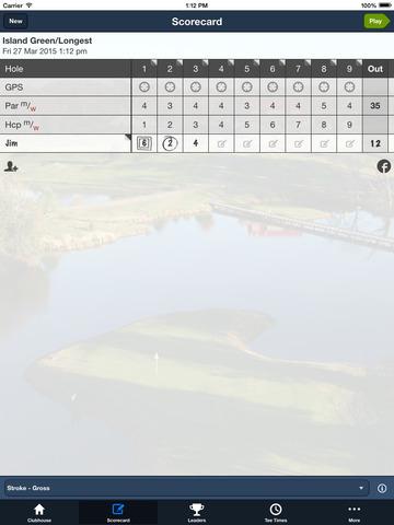 Meadows Farms Golf Course screenshot 8