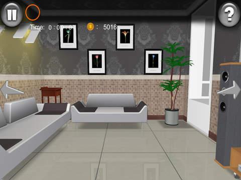 Can You Escape 10 Crazy Rooms screenshot 8
