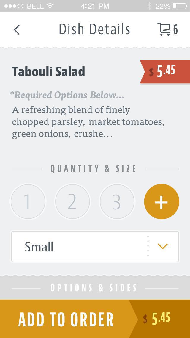 Green Olive - CA screenshot 4