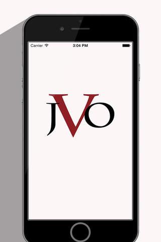 JVO-Portfolio - náhled