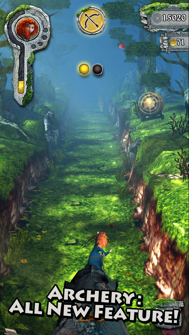 Temple Run: Brave screenshot 1
