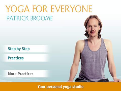Yoga with Patrick Broome screenshot 6