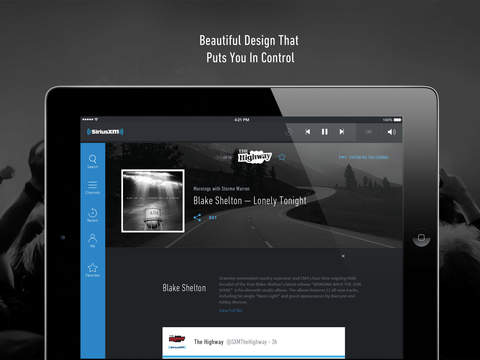 SiriusXM-Music, Comedy, Sports screenshot 7