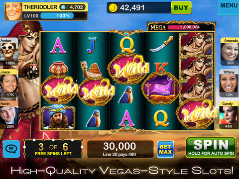 Epic Diamond Slots: Casino Fun screenshot 7