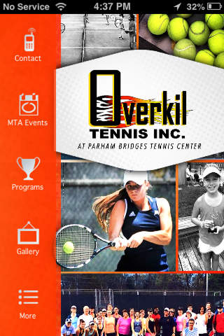 Overkil Tennis Inc. at Parham Bridges Park - náhled