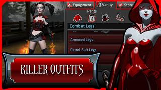 Dark Legends MMORPG screenshot 5