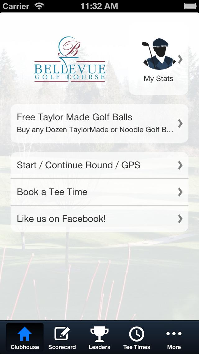 Bellevue Golf Course screenshot 2