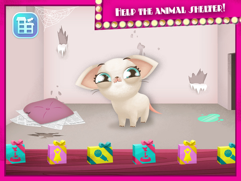 Miss Hollywood Showtime - Pet House Makeover screenshot 7