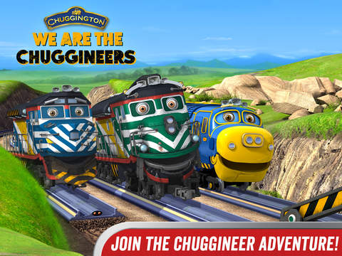 Chuggington - We are the Chuggineers screenshot 6