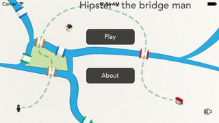 Hipster - the bridge man screenshot 1