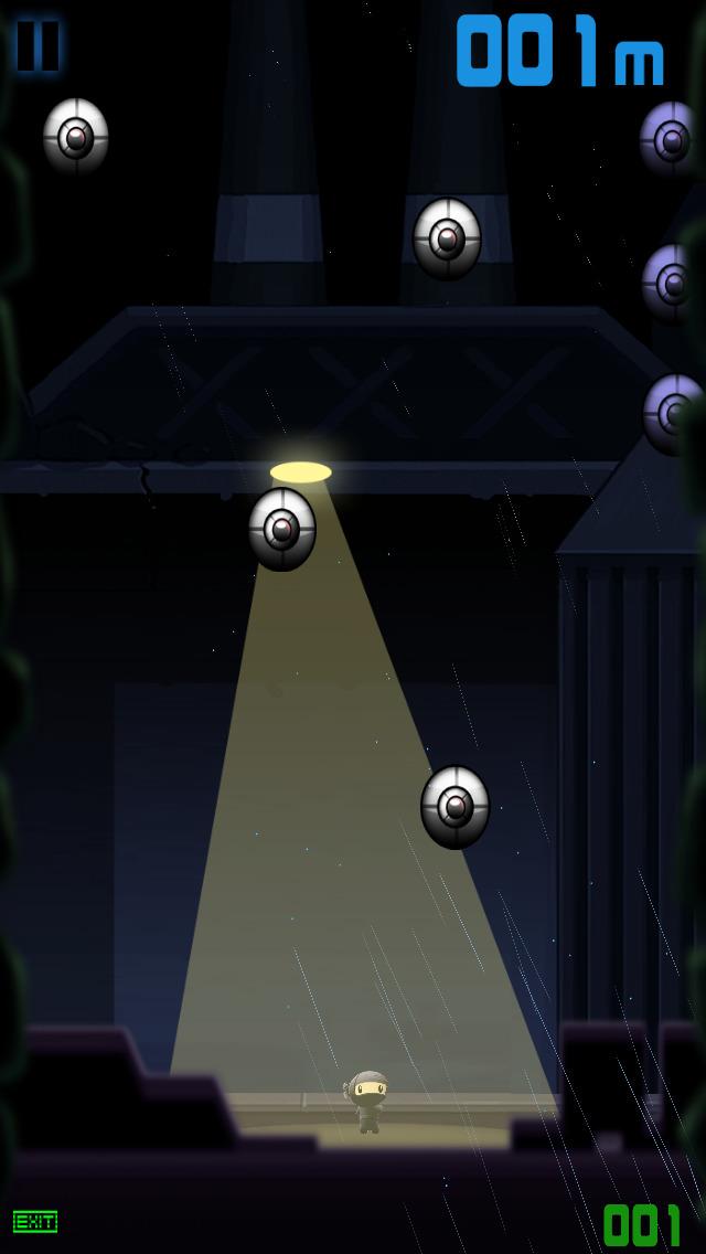 Gravity Ninja screenshot 2