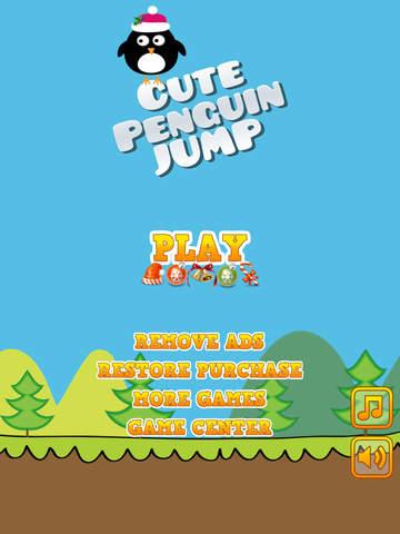 Cute Penguin Jump screenshot 6