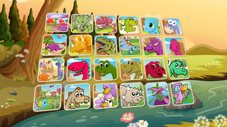 AAA³  Dinosaur game for preschool aged children´´ screenshot 1