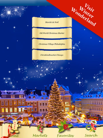 Christmas Markets 2014 Worldwide - Dates all over the World screenshot 7