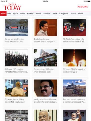 India Today Magazine screenshot 6