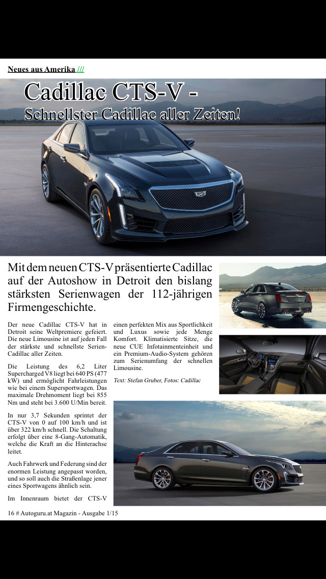 Autoguru.at Magazin screenshot 4