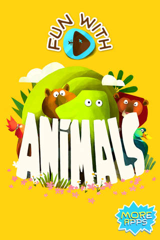 Fun With Animals Dance and Sounds Flash Cards Free - náhled