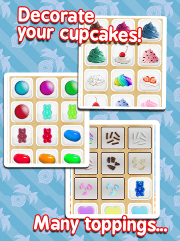 Cupcake Maker - Cooking Games! screenshot 7