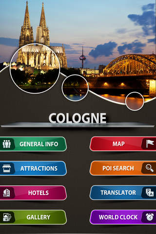 Cologne Travel Guide - náhled