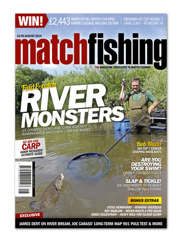 Match Fishing Magazine screenshot 6