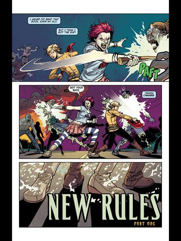 Dark Horse Comics screenshot 9