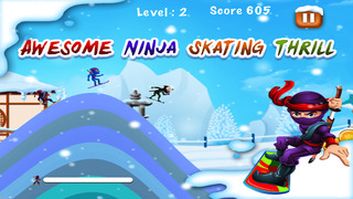Ninjas Race screenshot 4