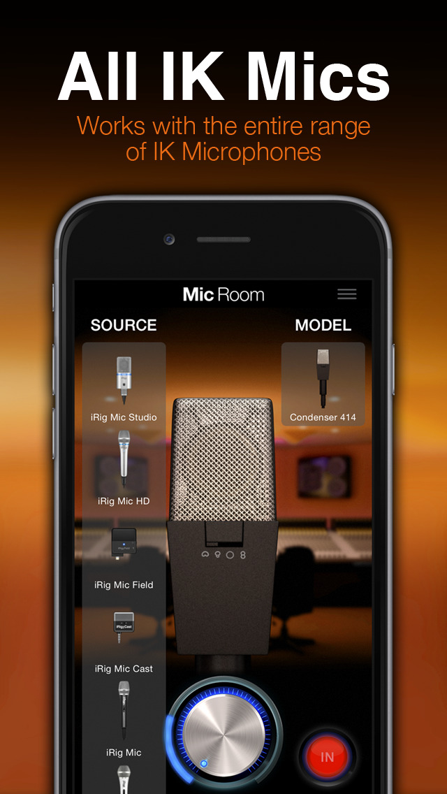 Mic Room LE screenshot 4