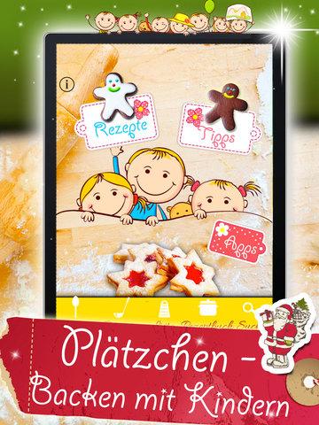 Plätzchen backen mit Kindern screenshot 9