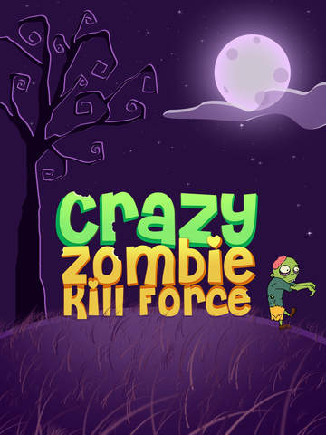 Crazy Zombie Kill Force - best battle gun shooter game screenshot 4